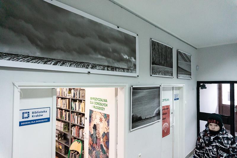 Wystawa Piotra Kubica os. Tysiąclecia 42 Kraków